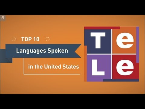 Language Interpretation: 10 Popular Foreign Languages in the United States