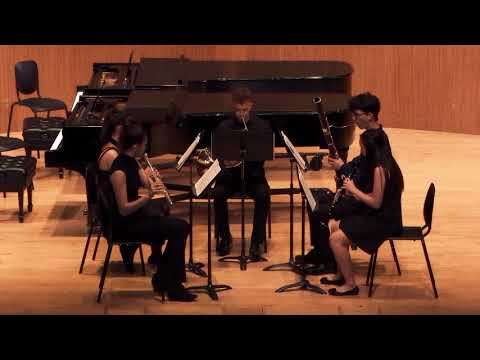 2018-04-28 Andre SF Conservatory of Music Chamber Music Concert