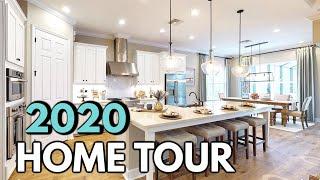 2020 HOME TOUR   SUMMER HOME TOUR   BUILDING OUR DREAM HOME   LYNN WHITE