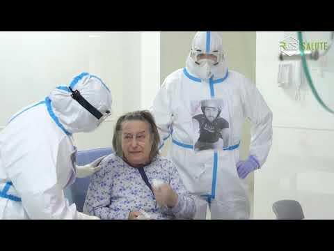 Napoli - Ospedale del Mare: intervista al personale del reparto Covid