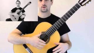 "Como tocar ""Gracias a la vida"" de Violeta Parra"