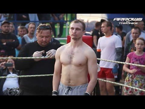 Soldier of Fortune vs Black Thai Boxer