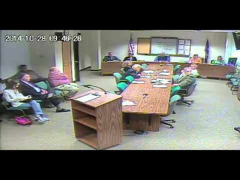 Real Property Committee October 28, 2014