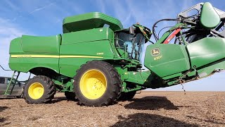 We Bought A BRAND NEW Combine??