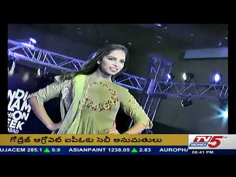 INdia glam fashion Miss 2017 in Hyderabad