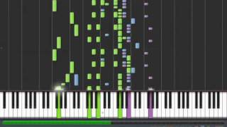 FF VII Synthesia - Fiddle de chocobo