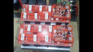 Mạch 16 Sanken Đỏ Chạy Sò A1943/C5200 Và Cái Kết