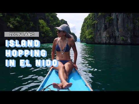 EL NIDO ISLAND HOPPING - TOURS A & C ✈️ PHILIPPINES TRAVEL VLOG - VLOG 33