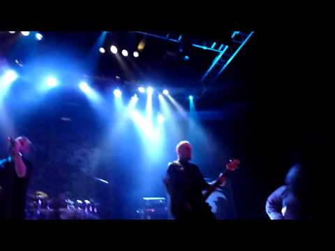 Paradise Lost - Desolate + Widow @ Le Bikini Toulouse - 2012-05-06