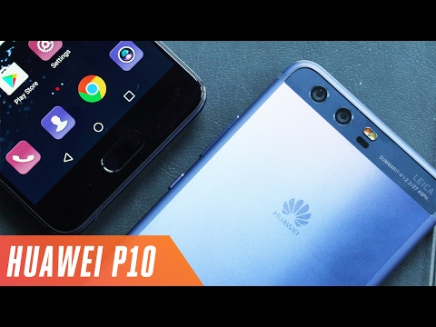 Huawei P10 first look
