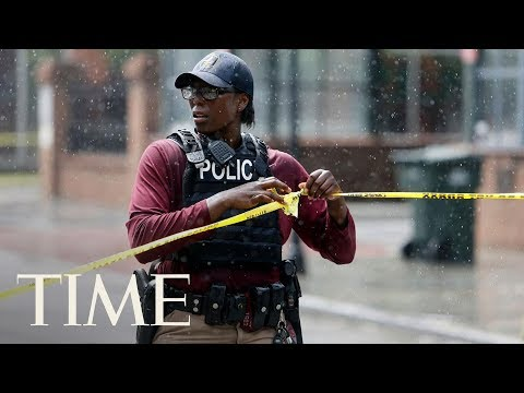 Hostage Situation In Charleston, South Carolina Restaurant Ends As Gunman Is Shot By Police | TIME