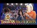 Vice asks TNT contender Jackielyn why she doesn't trust men | Tawag ng Tanghalan