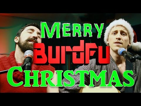 Merry BurdFu Christmas!