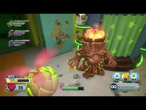 Plants vs Zombies GW2 Funny moments #4