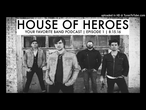 Interview with Tim Skipper of House of Heroes | Episode 1 FULL EPISODE