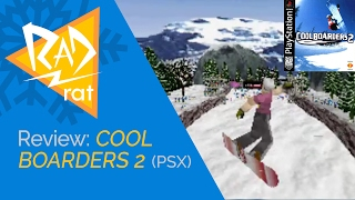 Skater Reviews: Cool Boarders 2 (PSX) 🏂🎮