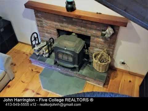 106 Ashfield Rd Williamsburg Ma 01096 Single Family Home Real
