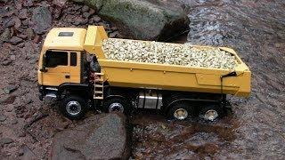 RC4WD 1/14 Armageddon 8x8 Dump Truck - unglaublich aber wahr!