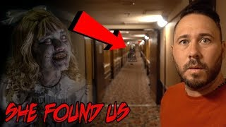 (SHE FOUND US) HAUNTED QUEEN MARY SHIP PART 2 - Ghost Hunting In A Haunted Ship | OmarGoshTV