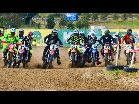 EPIC 2018 MOTOCROSS CHAMPIONSHIP FINALS!!! 2018 New Zealand