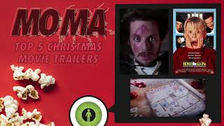 Top 5 Merriest Christmas Movie Trailers - MOMA