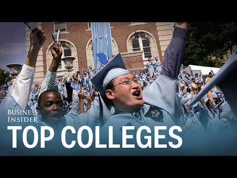 The 9 best colleges in America