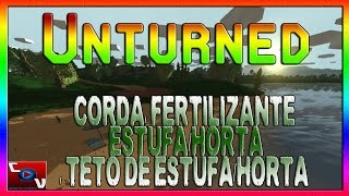 Unturned - Corda, Fertilizante, Estufa/Horta, Teto de Estufa/Horta #16