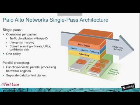 Palo Alto Networks Firewall   not your traditional firewall