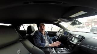 Real Quick Video: 2015 Chrysler 300S - Younger Buyers Beware!