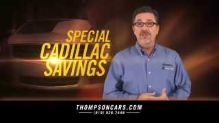 Thompson Buick GMC Cadillac End of Summer Closeout Sale | Raleigh, NC