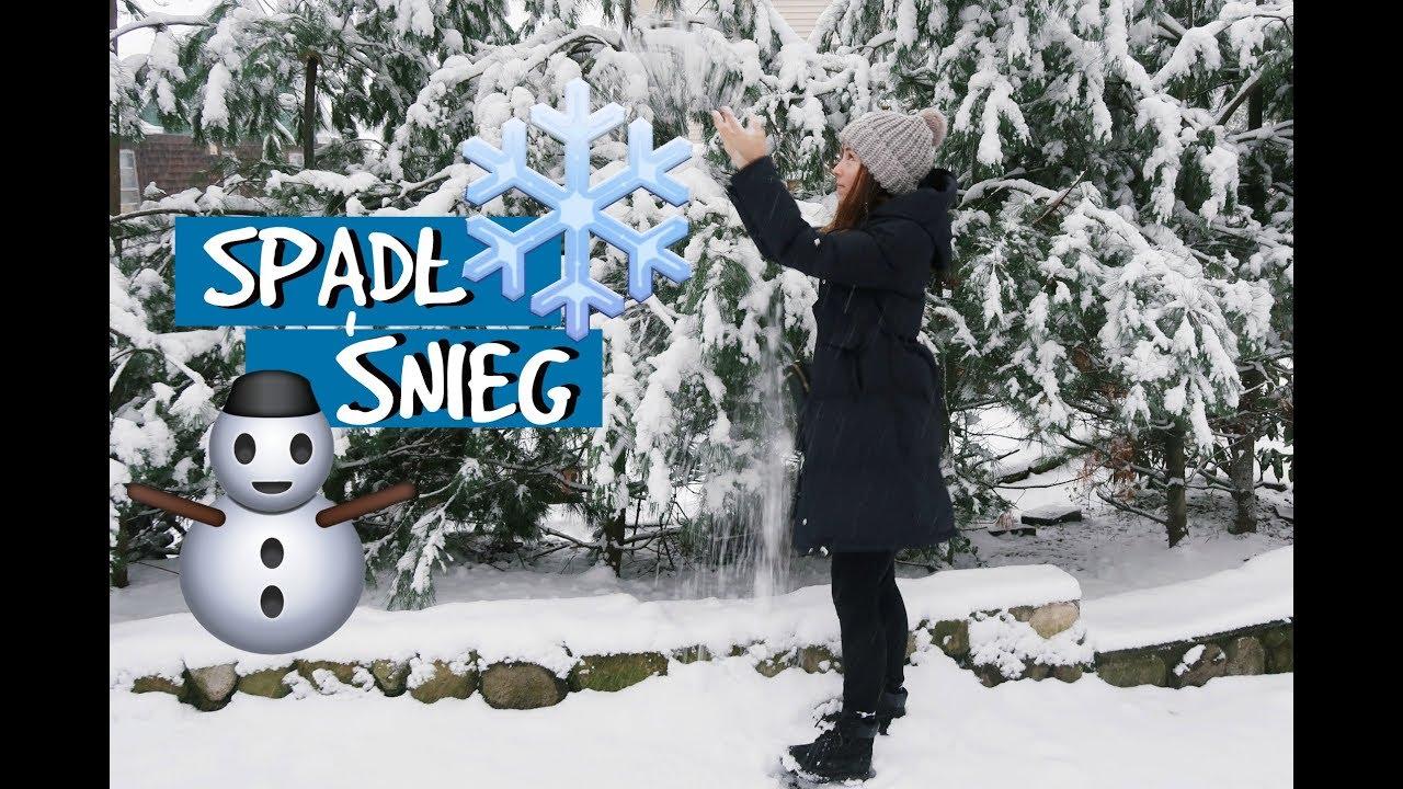 Pierwszy Śnieg | Vlogmas 2