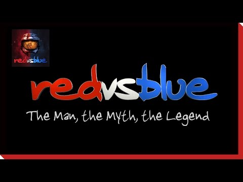 Season 7, Episode 3 - The Man, The Myth, The Legend | Red vs. Blue