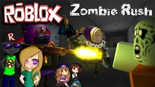 ROBLOX: Zombie Rush - PARTE 2