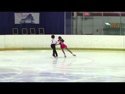 2014 US Eastern Sectionals Figure Skating Championships - Cesanek/Gart
