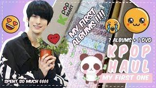 [ Kpop Mart ] My First Ever Kpop Haul  (Golden Child, Wanna One, MxM etc...)