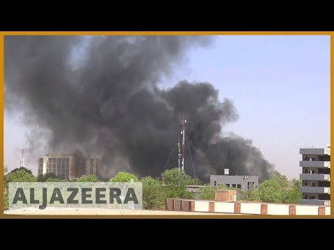 🇧🇫 Burkina Faso: French embassy and army HQ attacked | Al Jazeera English