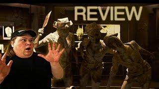 Silent Hill Revelation 3D Movie Review