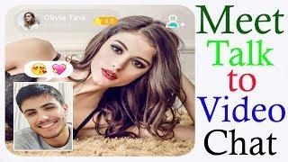 Top Meet – Talk to Strangers Using Random Video Chat Similar Apps