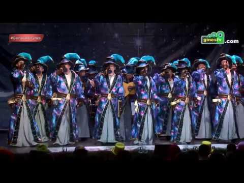 Los estrellitas. Carnaval de Gines 2017 (Cuarta semifinal)