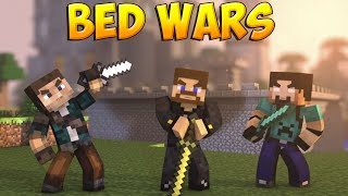 Minecraft Bed Wars #29 - Убийство овцами