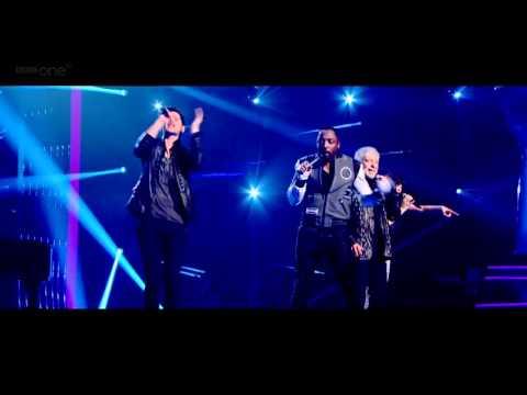 Will.i.am, Jessie J, Tom Jones & Danny O'Donoghue - I Gotta Feeling - Live on The Voice UK [HD]