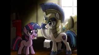MMBB/Shining Armor Tribute (I Need A Hero)