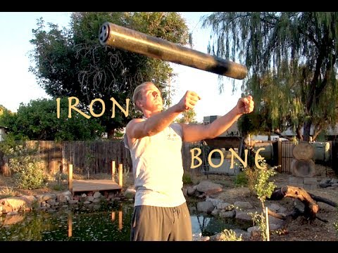 Top 10 IRON BONE Kung Fu Drills.  This Guy Is Made Of IRON!