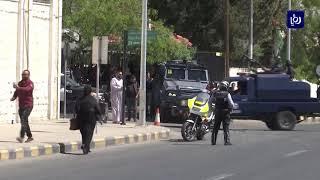 تخفيض عقوبة مدانين بأعمال إرهابية من الإعدام إلى الأشغال المؤقتة (18/11/2019)