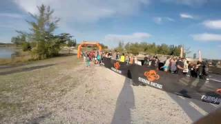 Terrain Race Miami 3/11/17 All Obstacles