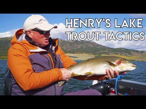 Henry's Lake Trout Fishing | Idaho