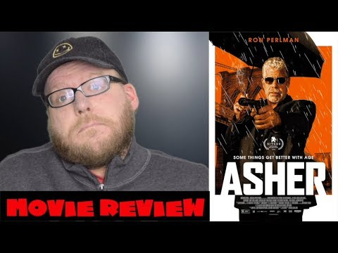 Asher | Movie Review | Ron Perlman VOD Crime Drama | Spoiler-free Mp3