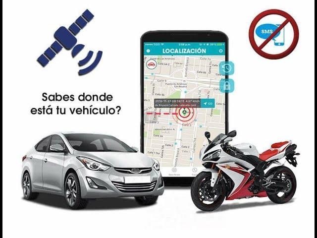 GPS PARA MOTOS Y VEHÍCULOS