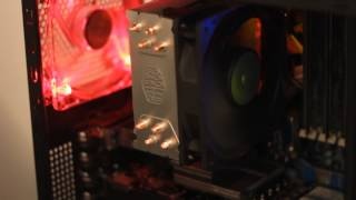 Eduardo III's Rig i7 920 Overclocked to 4GHz Air Cooled