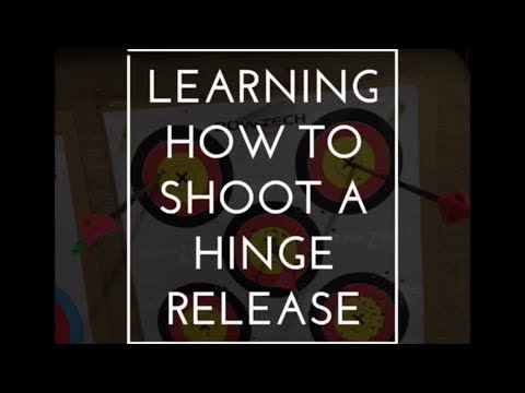 Learning To Use A Hinge Release   Tru Ball HBC   Episode 1